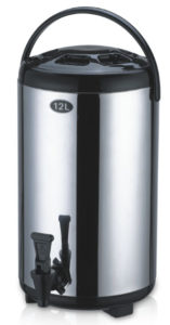 H-12L  Deluxe Quality Thermos Bucket for Catering Food Industry