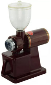 SC-300  Electric Half Pound Coffee Grinder