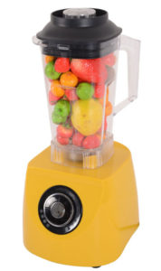 CS-1300  New Twisting Wheel Commercial Blender, 2100W