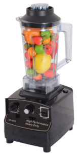 HP-007G  Professional High Class Wet & Dry Application 1500W Commercial Blender