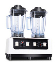 TM-8800D  Professional 2200W Commercial Blender with Double Jugs